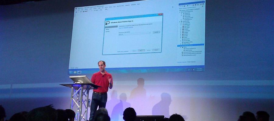 Keynote dans la présentation informatisée