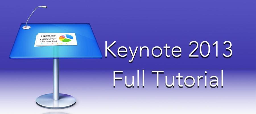 Keynote en ligne
