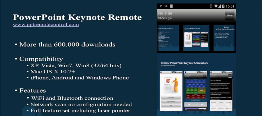 PowerPoint vs Keynote,